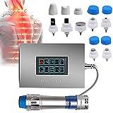 Máquina de Terapia de Ondas de Choque para Terapia de Alivio del Dolor, Electro Masajeador de Alivio del Dolor Muscular Tratamiento de la Disfunción Eréctil Onda de Choque Terapia Electromagnética
