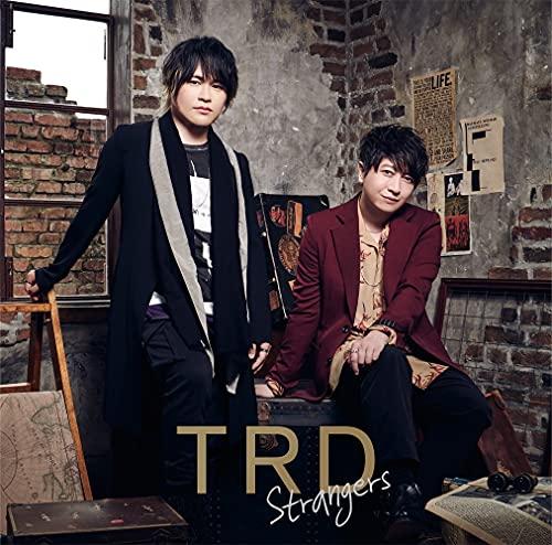 TRD1stSg「Strangers」初回限定盤(特典なし)