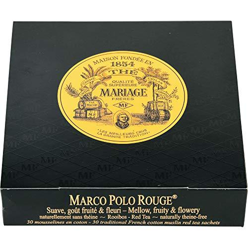 マリアージュフレール マルコポーロルージュ ティーバッグ 2.5g×30p