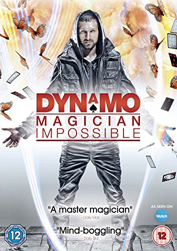 Dynamo: Magician Impossible [Edizione: Regno Unito] [Edizione: Regno Unito]