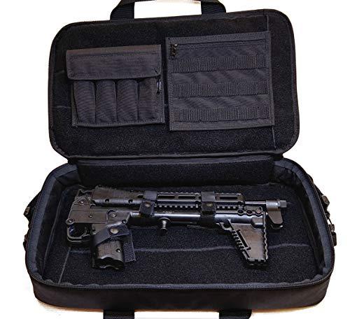 WRB Kel-Tec Sub 2000 Case (Black, Standard Mag Pouch)