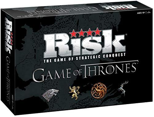 Risiko de Il Trono di Spade Versione Deluxe 2 - Gioco da tavolo ufficiale