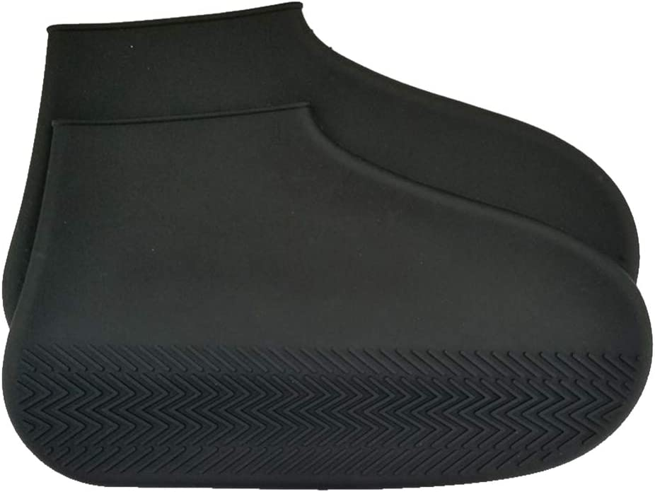 Healifty Shoe Popularity Wrap Cover Protect Black S low-pricing