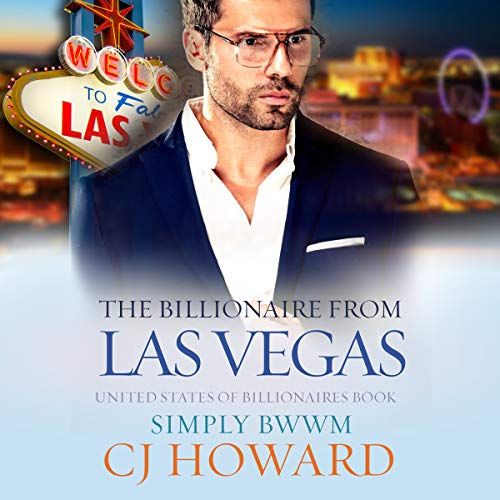 The Billionaire from Las Vegas audiobook cover art
