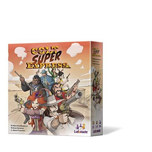 Colt Super Express - Una Maravillosa versión concentrada del clásico