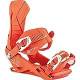 Nitro Snowboards Team 20 All Mountain Freestyle Fixations pour Snowboard Rouge Taille...
