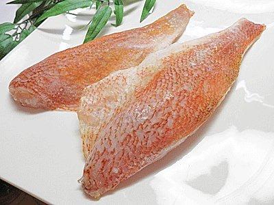 【赤魚 冷凍 フィレー 半身 切り身 片身 2枚入】 赤魚 塩焼き サバ 赤魚煮 揚げ 調理 に 無塩 で 赤魚 煮付け 味噌煮 料理に 米国 産で 脂タップリ 冷凍赤魚