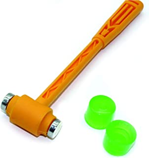 RuleaxAsi 1# Car Dent Repair Leveling Hammer Paint-free Tool Auto Car Body Shaping Fittings