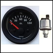 Best 24 volt oil pressure gauge Reviews