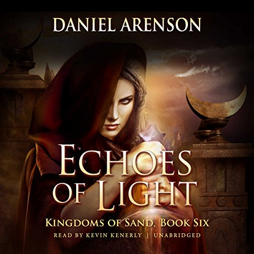 Echoes of Light audiobook cover art