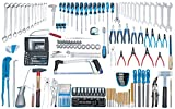 GEDORE S 1007 Mechanic's Tool Set – 179 Piece Comprehensive Hand Tool Kit – Perfect for Automotive Repairs – Professional Grade – Made in Germany