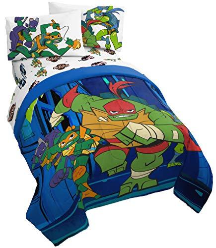 ninja turtle bed toddler bed set - 9
