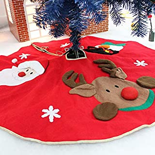 Best ugly christmas tree skirt Reviews