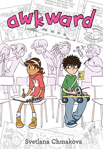 Awkward (Berrybrook Middle School Book 1)