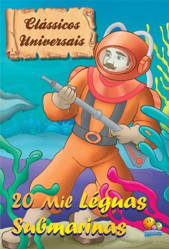 Clássicos Todolivro: Vinte mil léguas submarinas