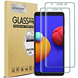 Best Glass Screen Protector Galaxy S5s - AOKUMA Samsung Galaxy A01 Core Tempered Glass Screen Review