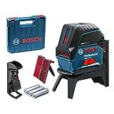 Bosch Professional 0601066E02Gcl 2–15+ RM1+ Étui de Transport–Bleu...