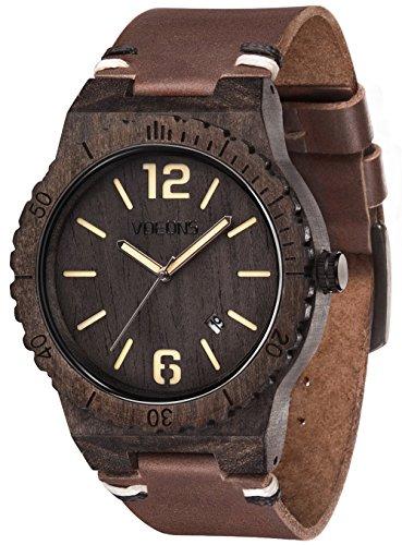 Reloj - VOEONS - Para Hombre - DEAQ-08318-BRAUN