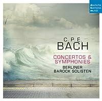 C. P. E. Bach: Concertos & Symphonies by C. P. BACH (2014-01-21)