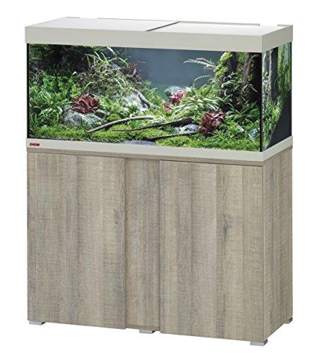 Eheim - Vivalina LED Combi 17W + Filtro Biopower 200 + Thermo Control 150W Antracite 180L
