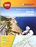 Spain & Portugal 2019 - Tourist and Motoring Atlas (A4-Spiral): Tourist & Motoring Atlas A4 spiral (Michelin Road Atlases)