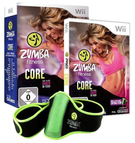 Zumba Fitness Core (inkl. Fitnessgürtel) - [Nintendo Wii]