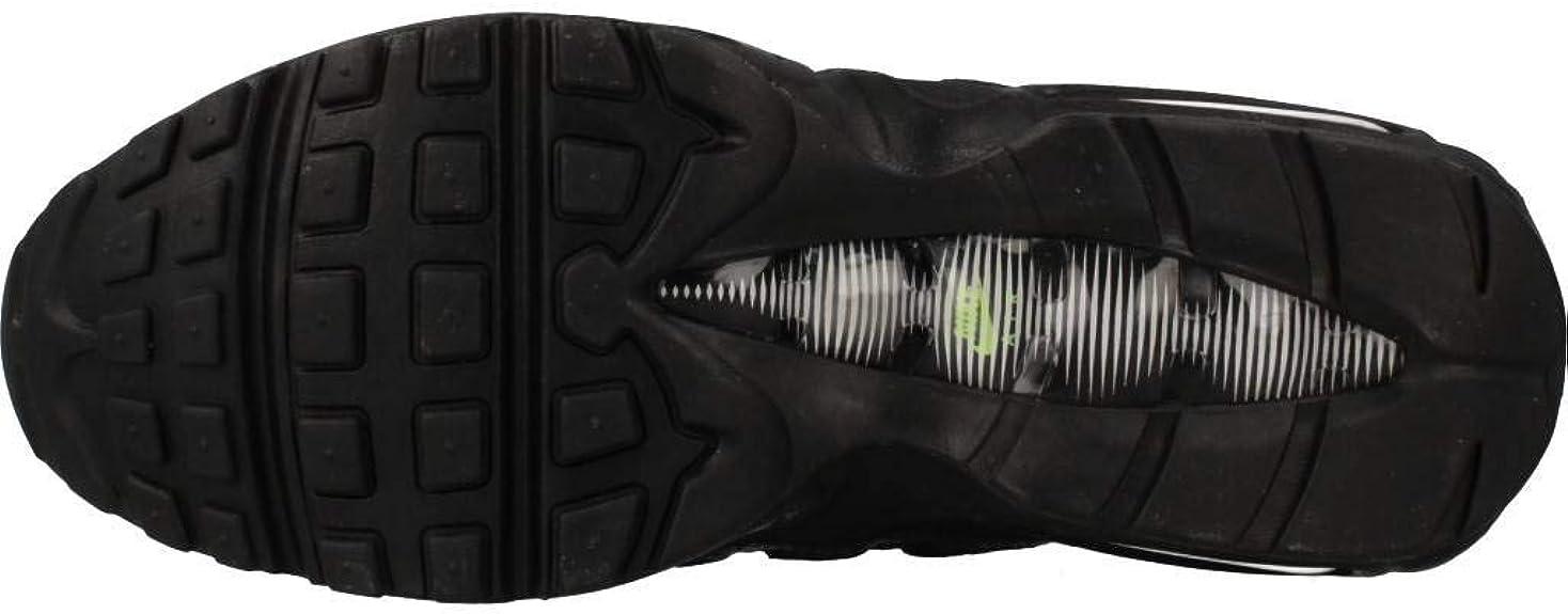 Nike Air Max 95 Essential, Chaussures de Running Mixte : Amazon.fr ...