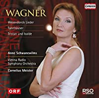 Anne Schwanewilms sings Wagner by Schwnaewilms (2014-02-25)