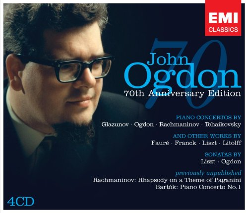 70th Anniversary Edition (Piano Concertos, Sonatas & previously unpublished)