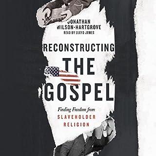 Reconstructing the Gospel cover art