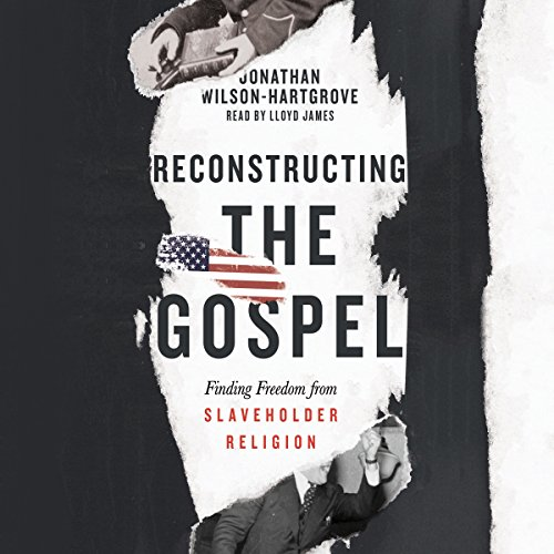 Reconstructing the Gospel audiobook cover art