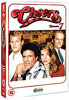DVD Cheers: The Complete 7th Season (Checkpoint) Book