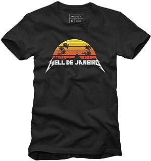 Camiseta Hell De Janeiro Reserva
