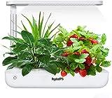 Indoor Garden Kit, Simlife Hydroponics Growing System Low Water Alarm...