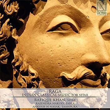 Rafique Khan: Raga (Indian Classical Music for Sitar)