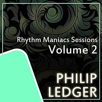 Rhythm Maniacs Sessions, Vol. 2