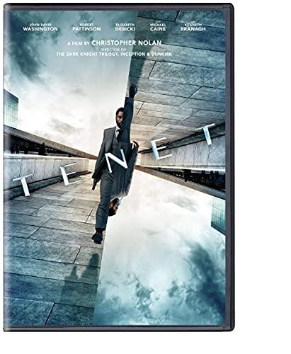 TENET : 특별판 (DVD)