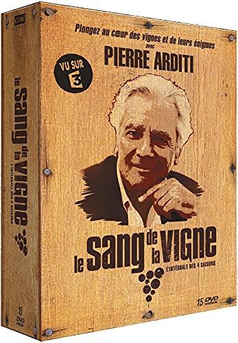 Intégrale Le Sang de la Vigne Saison 1 à 4 15 DVD