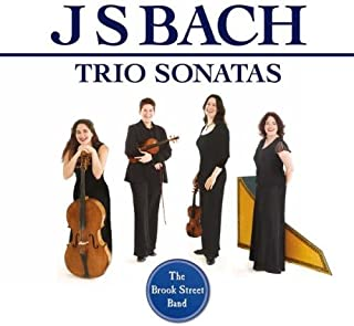 Trio Sonatas by Bach, J.S. (2010) Audio CD