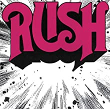 rush first album songs