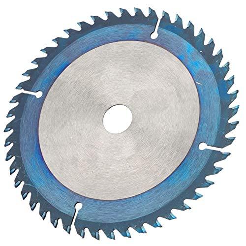 Cortador de sierra circular Discos de corte de sierra circular Adamant Hoja de sierra circular para carpintería Sofisticada para(160 * 1.8 * 20 * 48T)