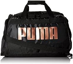 PUMA Evercat Women's Candidate Duffel Bag, black/bronze, One Size