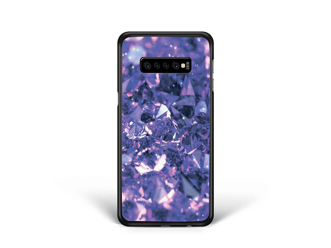 Bonito-store Cheap mail order shopping Ranking TOP2 Samsung Galaxy S10 S20 Sparkling S9 Plus S8 Purple