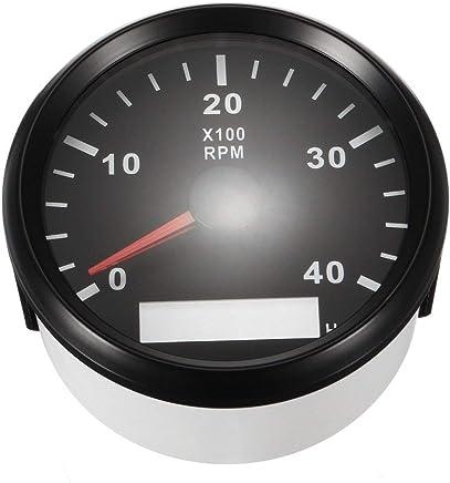 Artudatech Union Jack UK Flag Tachometer Panel Cover for BMW MINI COOPER R56 R58 R60 R61