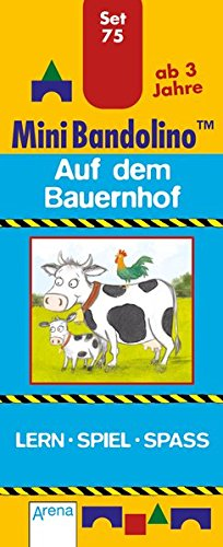 Auf dem Bauernhof: Mini Bandolino Set 75