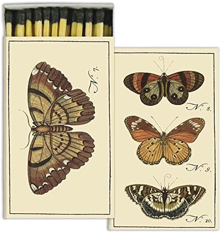 HomArt Butterfly Match SET 7 Boxes Max 56% OFF Max 47% OFF