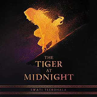 The Tiger at Midnight     Tiger at Midnight, Book 1              Autor:                                                                                                                                 Swati Teerdhala                               Sprecher:                                                                                                                                 Sneha Mathan                      Spieldauer: 12 Std. und 44 Min.     2 Bewertungen     Gesamt 4,0