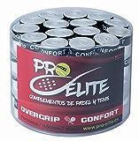 overgrips Pro Elite Confort Perforados Bote de 60 unds. (Blanco)