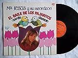 MA JESUS Y SU ACORDEON El Baile De Los Pajaritos vinyl LP