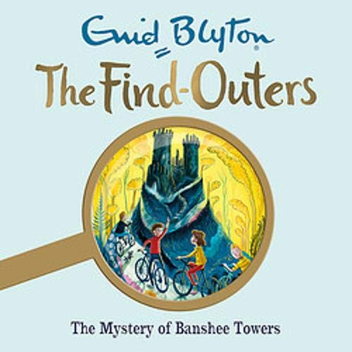 The Mystery of Banshee Towers cover art